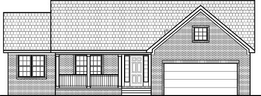 Simple Small 2 Bedroom 2 Bath House Plans Single Level Montgomery Birmingham Alabama Mobile Jackson Mississippi Biloxi Gulfport