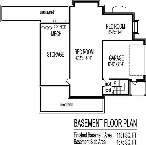 3 Bedroom House Map Design Drawing 2 Architect