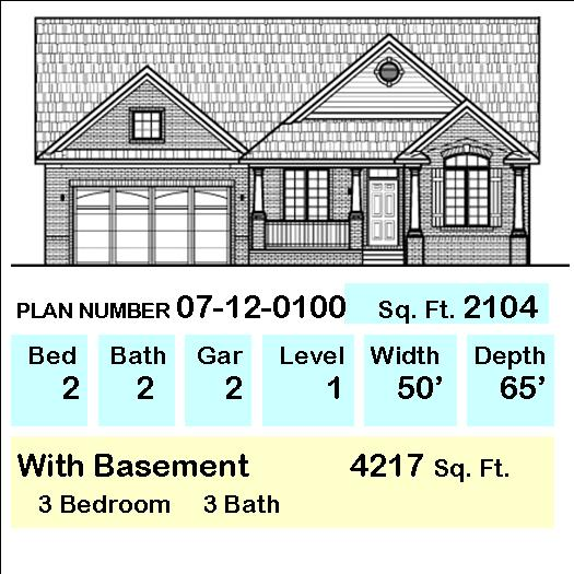 4 bedroom 3000 SF Bungalow House floor Plans Des Moines Iowa Cedar Rapids Davenport Vancouver Calgary Alberta Edmonton Mississauga Ontario North York Quebec