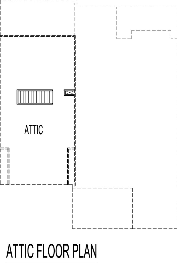 Small Brick House Floor Plans Drawings With Garage 2