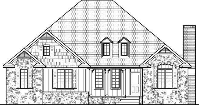 One Story Two Bedroom Traditional Stone Ranch House Plans with Basement Indianapolis Ft Wayne Evansville Indiana South Bend Lafayette Bloomington Gary Hammond Indiana Muncie Carmel Anderson Norfolk Chesapeake Virginia City Richmond Newport News Minneapolis Rochester Minnesota St Paul Milwaukee Wisconsin Madison Green Bay