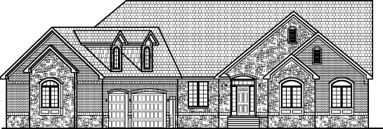 Ranch Homes Style House Floor Plans Large Small Louisville Kentucky Lexington Buffalo Rochester New York City Yonkers Syracuse Albany Huntsville Winnipeg Manitoba