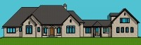 Prairie Style House 3000 Sq Ft 2 Bedroom 2 Bath  1 Story 3 Bath 3 Car Garage with Basement 6000 Sq Ft  Dallas San Antonio El Paso Texas Houston Austin Ft Worth Phoenix Chandler Glendale Arizona Tucson Mesa Montgomery Birmingham Alabama Huntsville Mobile Jackson Mississippi Biloxi Gulfport