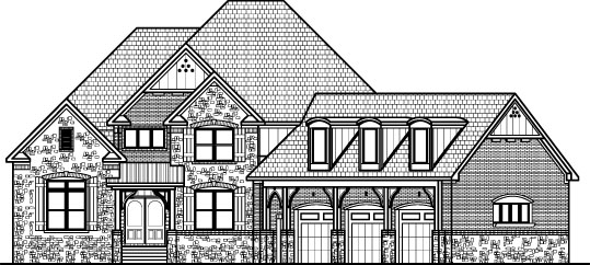 Craftsman House Plans 4000 Sq Ft Canted Garage Vancouver Toronto Canada Montreal Ottawa Seattle Tacoma Washington DC Spokane Oklahoma City Tulsa Little Rock Arkansas