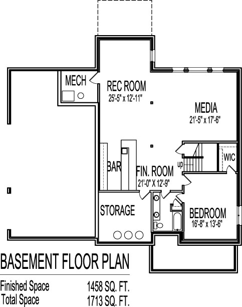 basement floor plans  elegant walkout basement floor plans