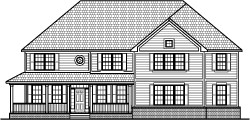French Country House Floor Plans Hardi Siding 4000 SF Two Story 4 Bedroom 4 Bath Front Porch 3 Car Garage with Basement 5500 Square Feet Louisville Kentucky Lexington Buffalo Rochester New York City Yonkers Syracuse Albany Huntsville St Louis Springfield Missouri Kansas City Independence Montgomery Birmingham Alabama Mobile Jackson Mississippi Biloxi Gulfport