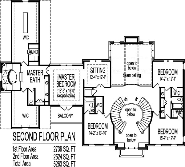 2 story house floor plans blueprint 4 bedroom 4 car garage with basement