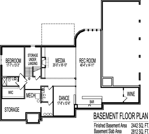 colonial style house plans 5500 sf 2 million dollar 2 story 5 bedroom basement south boston design a basement floor - Basement Design Ideas Plans