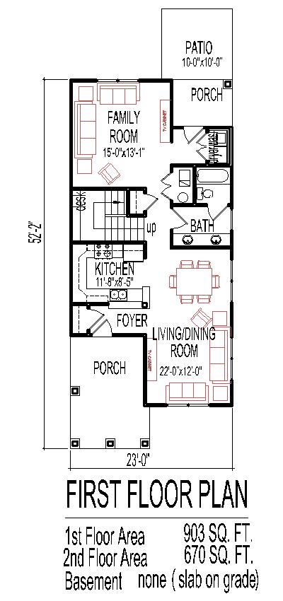 Simple Tiny House Floor Plans with 3 Bedroom 2 Story ...