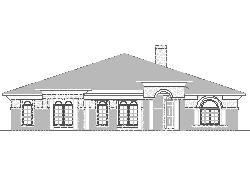 4 Bedroom 1 Story Large Luxury Ranch House Plans Boise Idaho New Orleans Louisiana Shreveport Baton Rouge Rancho Cucamonga California Ontario Lancaster