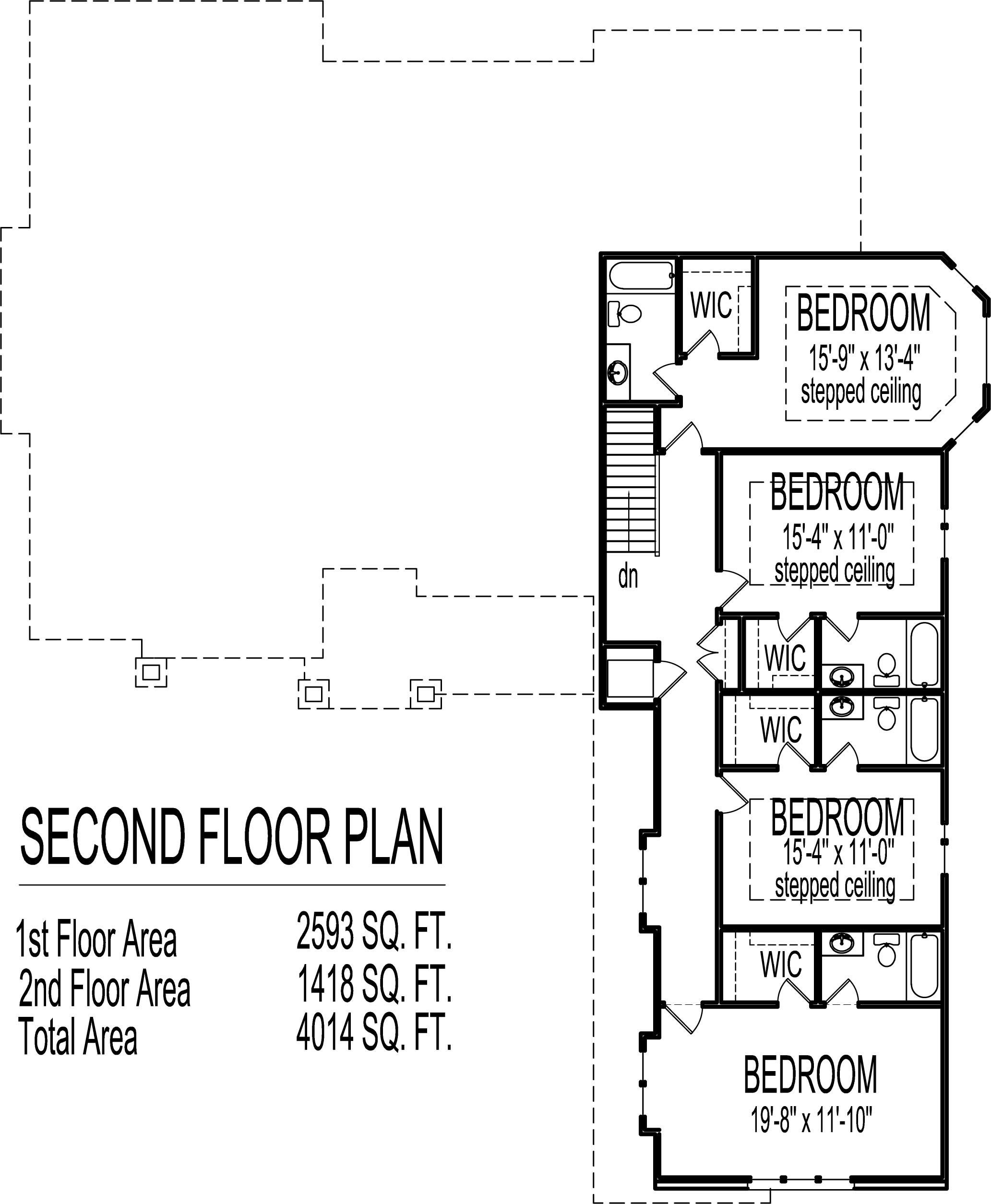 2 story house floor plans 6 bedroom craftsman home design for 6 bedroom 6 bathroom house plans