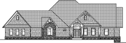 Stone cottage 6 bedroom 2500 square foot homes plans Garden Grove Glendale California CA Huntington Beach Moreno Valley CA California Santa Clara Rosa Oceanside