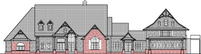 4 Bedroom 2 Story Bungalow Craftsman Shingle House Plans Laredo Plano Arlington Texas Corpus Christi Garland Texas Lubbock Amarillo Brownsville Lincoln Nebraska Omaha