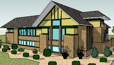 Craftsman Style House Plans And Bungalow Home Plans Stone And Shingle Style  1500 To 4000 Sq