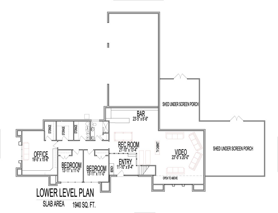 Cool House Plans Split Level 4000 SF 5 Bedroom Bi Level Las Vegas Sunrise Manor Henderson NV Nevada Reno Paradise Spring Valley Denver Aurora Lakewood CO Colorado Springs Fort Collins