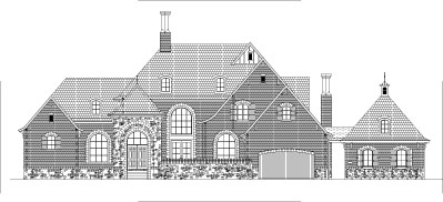 8000 Square Foot House Floor Plans Large 6 Six Bedroom Single Story