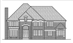 Contemporary 2 floor 3 BR eplans Housedesign front porch Minneapolis Rochester Minnesota MN St Paul Milwaukee Wisconsin WI Madison Green Bay Mesquite Texas TX Beaumont Waco