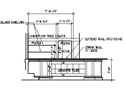 Home Bar Cabinet Plans