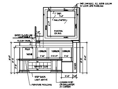... Home Bar Plans Blueprints Design Drawing Details And Finishing Seymour  Danville Indiana Wabash Rushville Jeffersonville Brownsburg