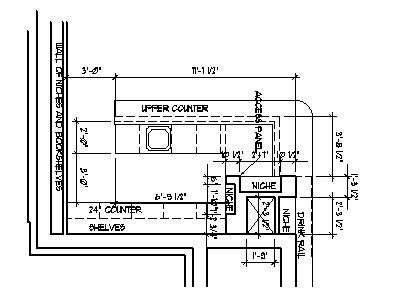 Home bar plans design blueprints drawings back bar counter section home bar plans blueprints design drawing details and finishing connersville north vernon indiana lebanon greensburg westfield malvernweather Choice Image