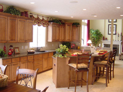 Florida Kitchen Decorating Ideas Cabinet Decor Interior