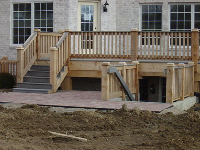 Deck Design Plans Ideas and Composite Decking Designer Pictures