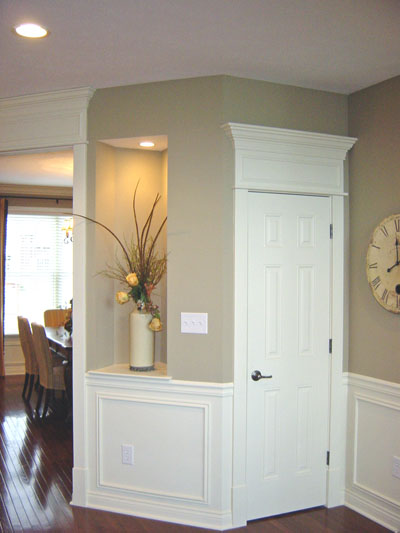 Wall Niche Decorating Ideas
