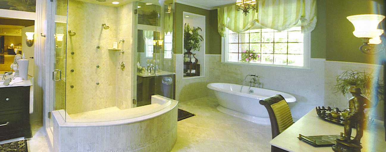 Florida room decorating ideas home decoration interior for Florida bathroom ideas