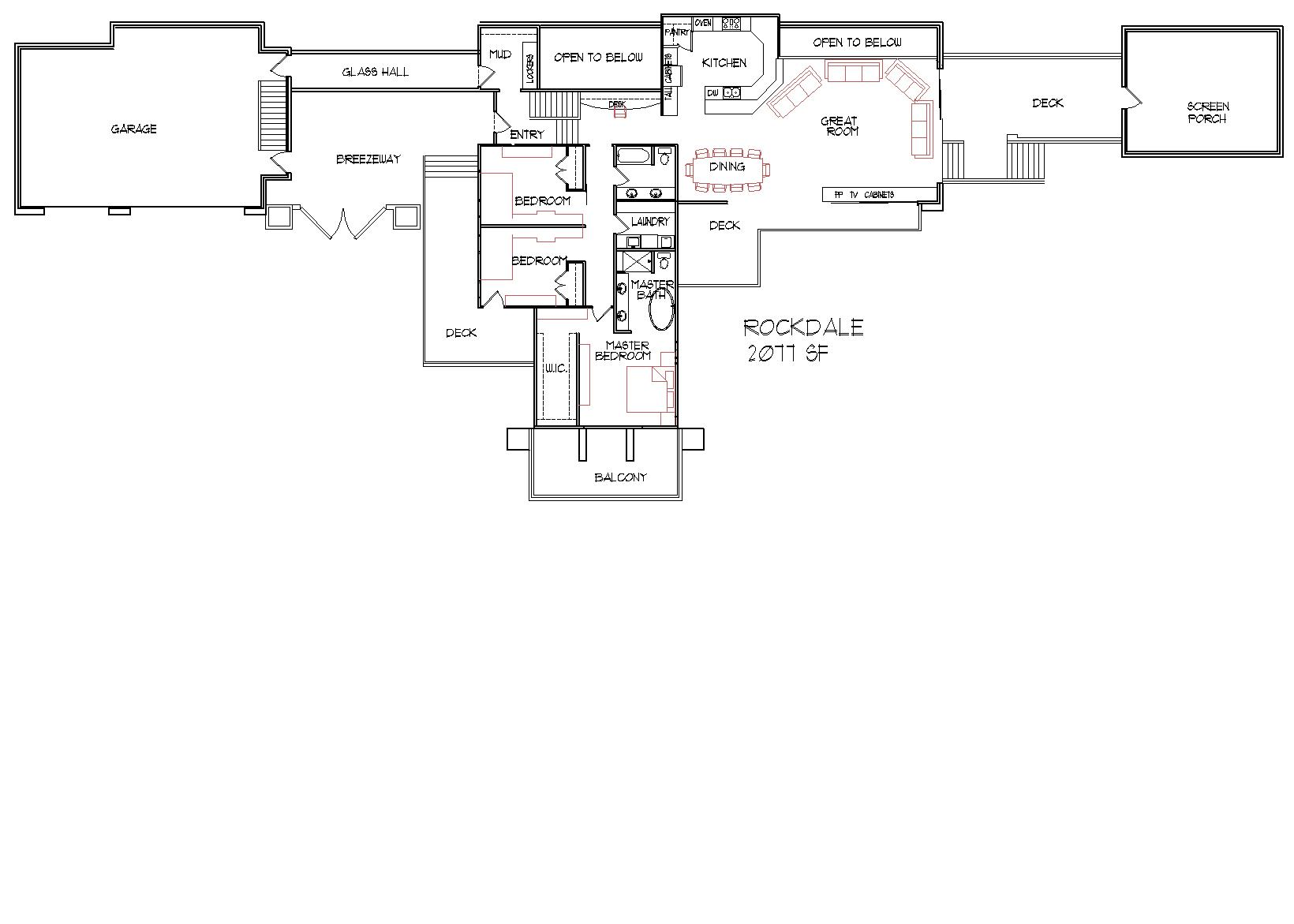 Split-Entry Home Plans - Split-Level Home Designs from HomePlans.com