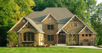 Tudor House Plans Stone Four Bedroom Five Bath 3 Car Garge w/ Basement Atlanta Augusta Macon Georgia Columbus Savannah Athens Detroit Ann Arbor Michigan Pontiac Grand Rapids Warren Michigan Flint Lansing