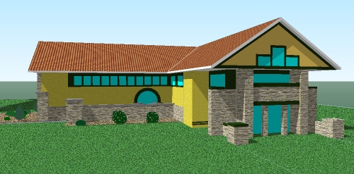 simple 2 storey house design with floor plans with elevation 3 bedrooms Cincinnati Cleveland Akron Ohio OH Dayton Columbus Toledo Chattanooga Memphis TN Tennessee Nashville Knoxville Murfreesboro