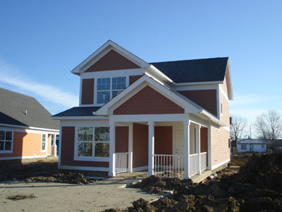 small luxury home blueprints drawings 2000 sq ft 2 car garage 1 story two bedroom 2 - Small Home 2